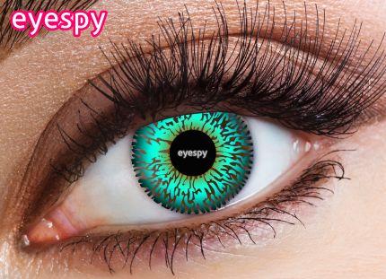 3 Tone Eyespy Lens-Aqua