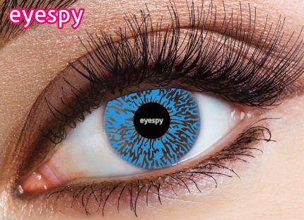 1 Tone Eyespy Lens-Blue