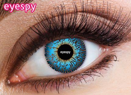 3 Tone Eyespy Lens-Blue