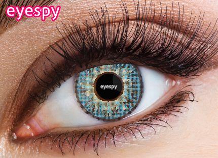 3 Tone Eyespy Lens - New-Caribbean Blue