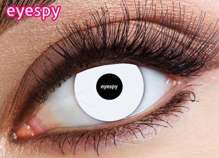 Wild Daily Eyespy Lens-White
