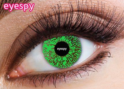 1 Tone Eyespy Lens-Green