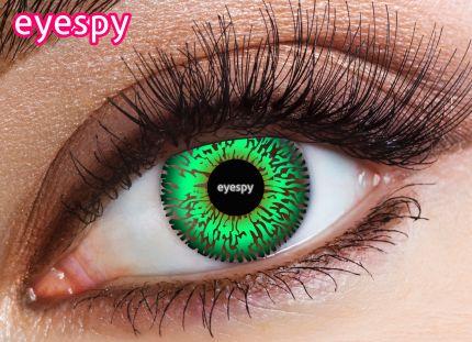 3 Tone Eyespy Lens-Green