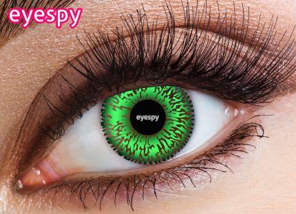 Daily Eyespy Lens-Green