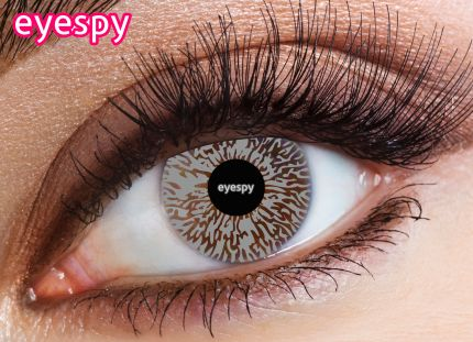 1 Tone Eyespy Lens-Grey