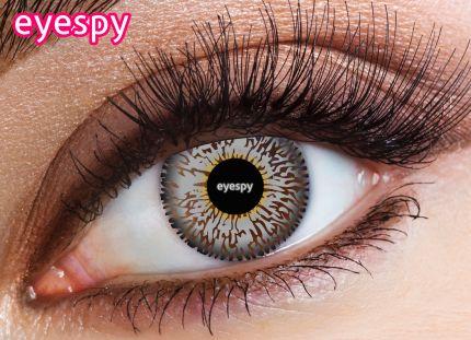 3 Tone Eyespy Lens-Grey