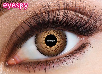 3 Tone Eyespy Lens-Honey