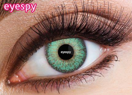 3 Tone Eyespy Lens - New-Marine Aqua