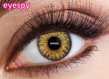 3 Tone Eyespy Lens - New-Pure Hazel