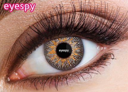 3 Tone Eyespy Lens - New-Silky Grey