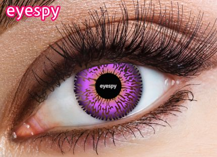 3 Tone Eyespy Lens-Violet